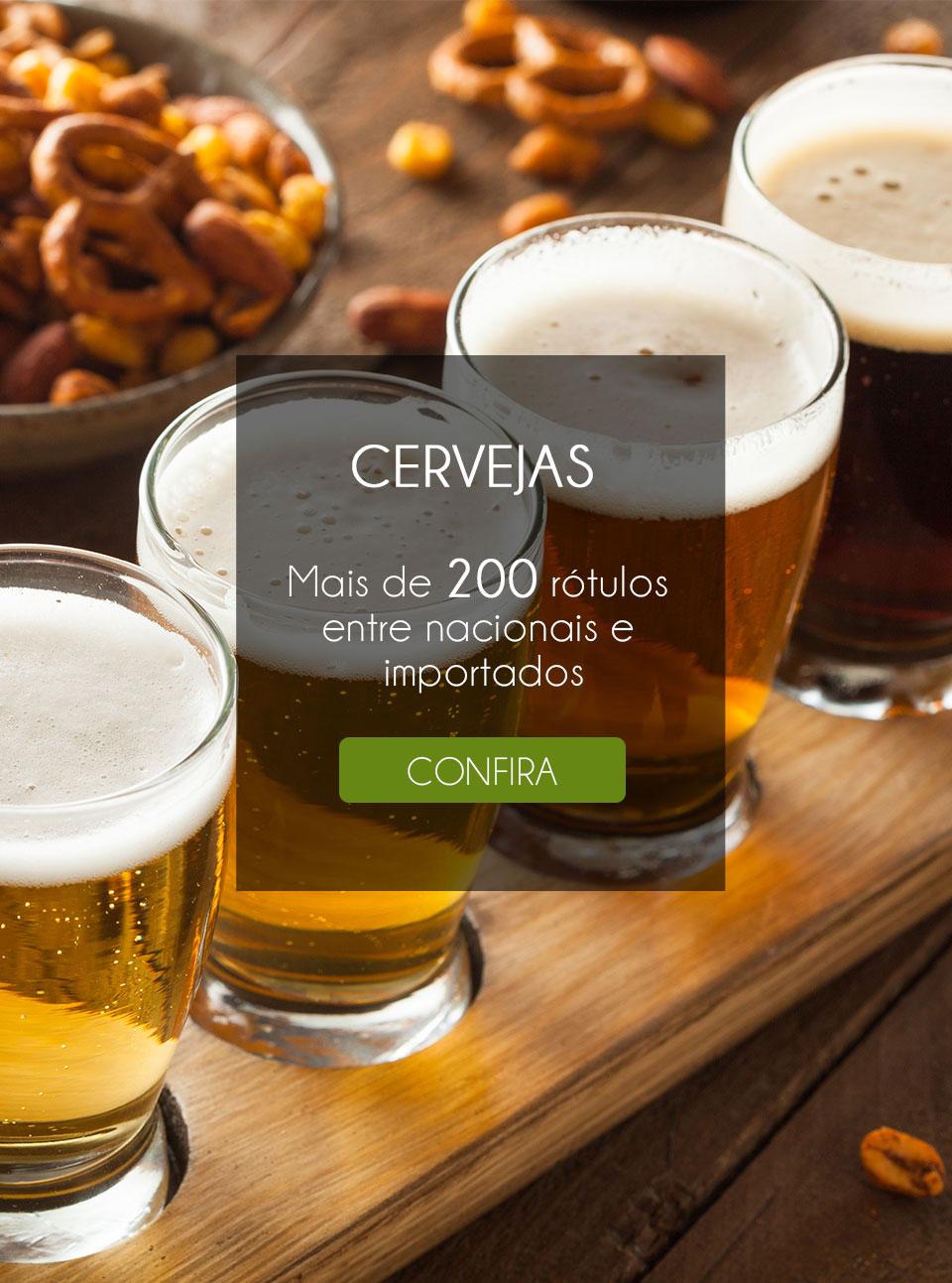 Mobile | Cervejas