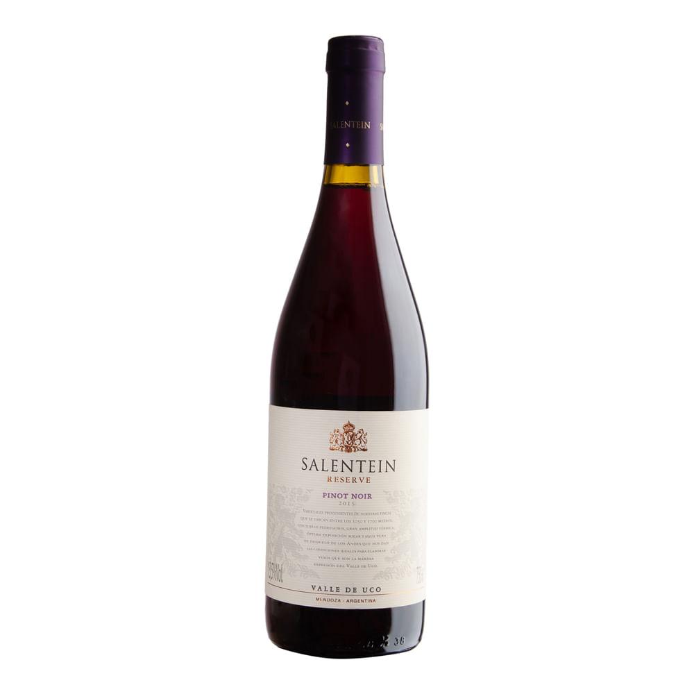 Vinho Tinto Salentein Reserve Pinot Noir 750ml - Casa Santa Luzia