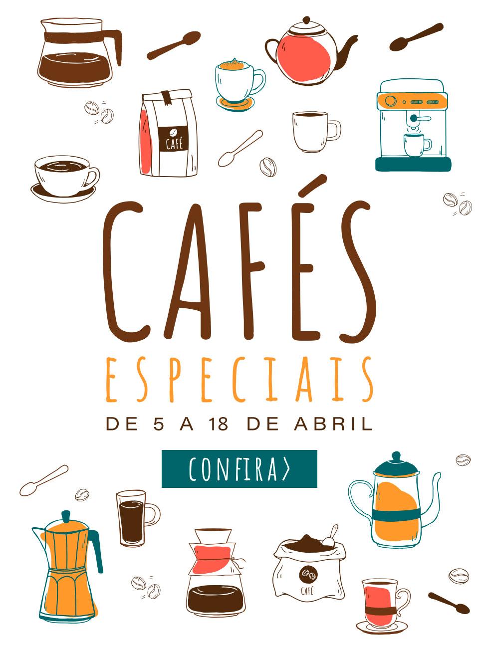 Mobile | Cafés Especiais
